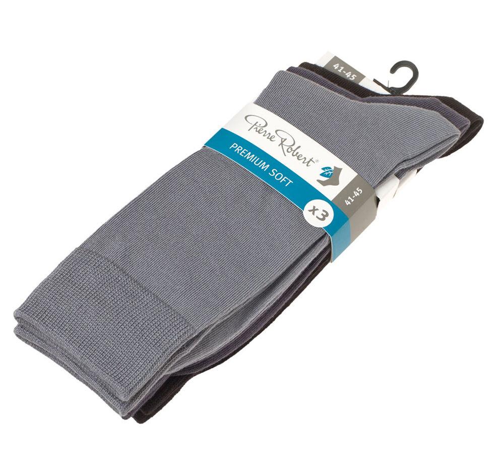 Premium modaalisukat 3-pack, , hi-res