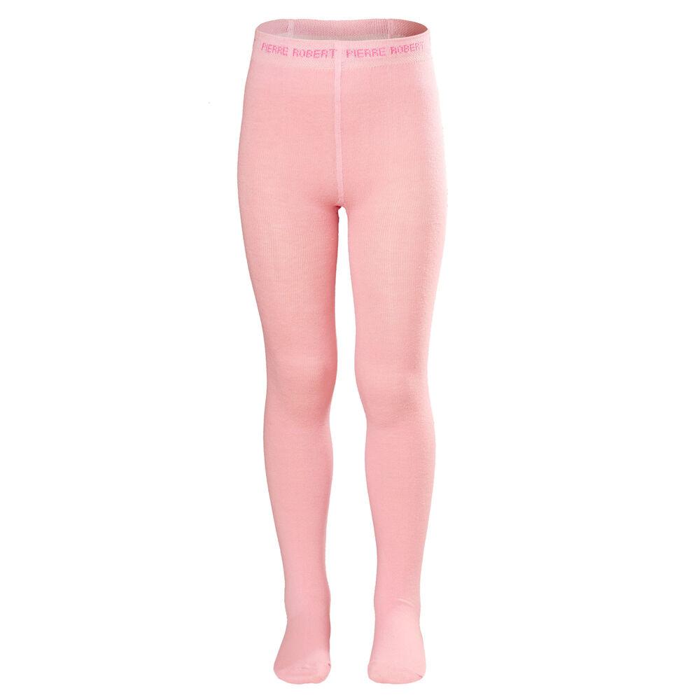 strømpebukser bomull barn rosa