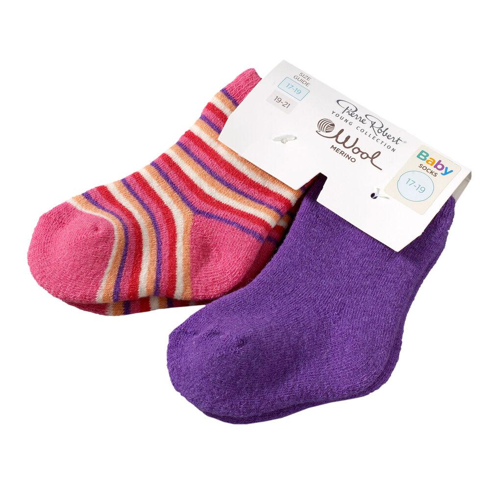 2-pack Baby socks, , hi-res