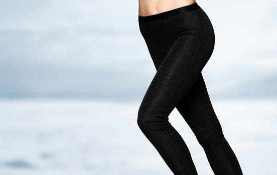 Womens Wool Thermal Pants 3c2ea1752cf64